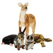 Woodland Stuffed Animal Collection II