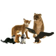 Forest Stuffed Animal Collection V