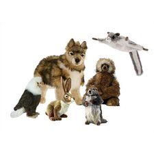 Wilderness Stuffed Animal Collection IV