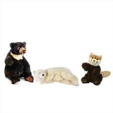 <strong>Hansa Toys</strong> Bear Stuffed Animal Collection III