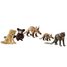 Safari Stuffed Animal Collection VI