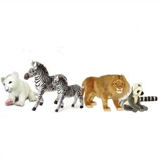 Safari Stuffed Animal Collection VIII