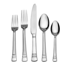 Simplicity 53 Piece Kensington Flatware Set