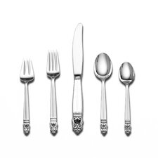 Sterling Silver Royal Danish 6 Piece Flatware Set