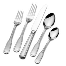 20 Piece Whitney Flatware Set