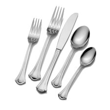 Resplendence 65 Piece Flatware Set