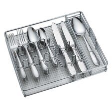Everyday 62 Piece Logan Flatware Set