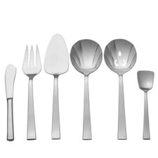 Stainless Steel Arctic 6 Piece Hostess Set