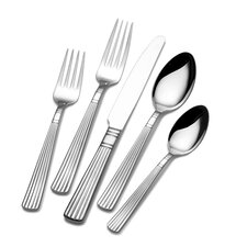 92 Piece Parker Flatware Set