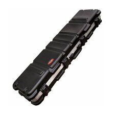 "<strong>SKB Cases</strong> Low Profile ATA Case in Black: 6"" H x 43.5"" W x 16"" D (Interior)"