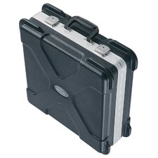 "<strong>SKB Cases</strong> ATA Style Utility Case in Black with Dividers: 5.75"" H x 17.25"" W x 17.25"" D (Interior)"