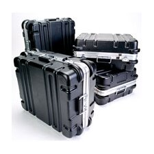 "Maximum Protection Case without Foam: 12"" H x 12"" W x 8"" D (Interior)"