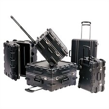 "<strong>SKB Cases</strong> PH Series: Pull Handle Case:  20 1/4"" H x 36 5/16"" W x 28"" D (outside)"