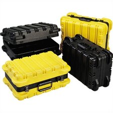 "MP Series: Heavy Duty ATA Case: 9 1/4"" H x 20 5/16"" W x 13 5/8"" (outside)"