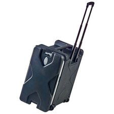 "<strong>SKB Cases</strong> Roll-X Racks Case:  10 3/8"" H x 24  3/4"" W x 21 3/4"" D (outside)"