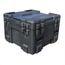 """Mil-Standard Roto Case: 27""""L x 27 W x 18""""H (inside)"""