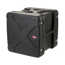"12U Roto Rolling Shock Rack Case - 20"" Deep"