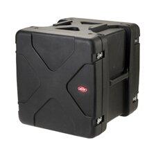 "12U Roto Rolling Shock Rack Case - 20"" Deep"