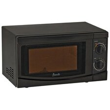 0.7 Cu. Ft. 700W Rotary Dial Microwave
