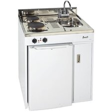3.0 Cu. Ft. Complete Compact Kitchen