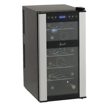 18 Bottle Dual Zone Wine Refrigerator