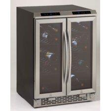 2 Cu. Ft. Bottle Dual Zone Wine Refrigerator