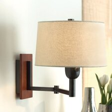Wonton Swing Arm Wall Lamp