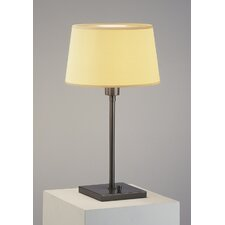Real Simple Club Table Lamp with Dark Bronze Powder Coat