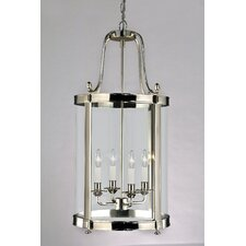 Blake 4 Light Foyer Pendant