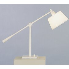 "Real Simple 23.5"" H Table Lamp with Empire Shade"