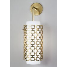 <strong>Robert Abbey</strong> Parker Jonathan Adler Pendant 1 Light Wall Sconce
