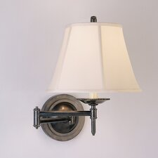Alvin Swing Arm Wall Lamp
