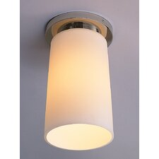 <strong>Robert Abbey</strong> Nina 1 Light Semi Flush Mount