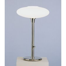 "Ovo 23"" H Table Lamp with Oval Shade"