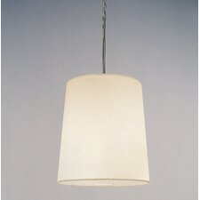 Buster 1 Light Drum Pendant