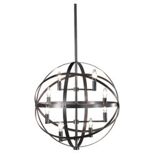 Lucy 8 Light Pendant