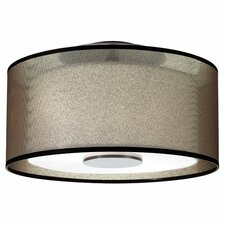 Saturnia Semi Flush Mount