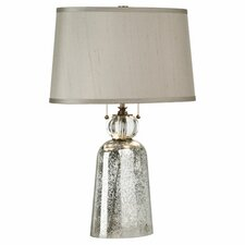"Gossamer 24.5"" H Table Lamp with Empire Shade"