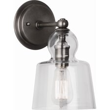 Albert 1 Light Wall Sconce