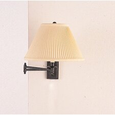 Kinetic Swing Arm Wall Lamp