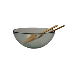 "Mediterranean Wave 12"" Salad Bowl"