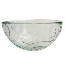 Mediterranean Wave Soup / Cereal Bowl (Set of 6)