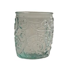 Mediterranean Wave 14 oz. Water Tumbler (Set of 6)