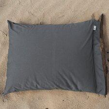 Cotton Jersey Plain Oxford Pillowcase (Set of 2)