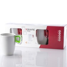Square Coffee Dinnerware Collection