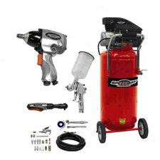 15 Gallon Vertical Air Compressor Kit