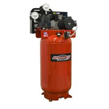 80 Gallon 2-Stage Vertical Air Compressor