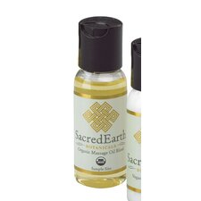 SacredEarth Botanical Organic Massage Oil