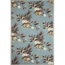 Sawgrass Mills Marietta Blue Indoor/Outdoor Rug