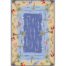 Sawgrass Mills Vacation Novelty Rug